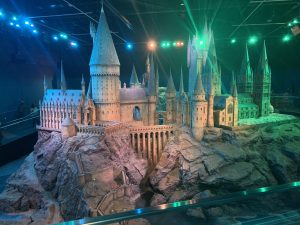 Visiting the Harry Potter Studio Tours London