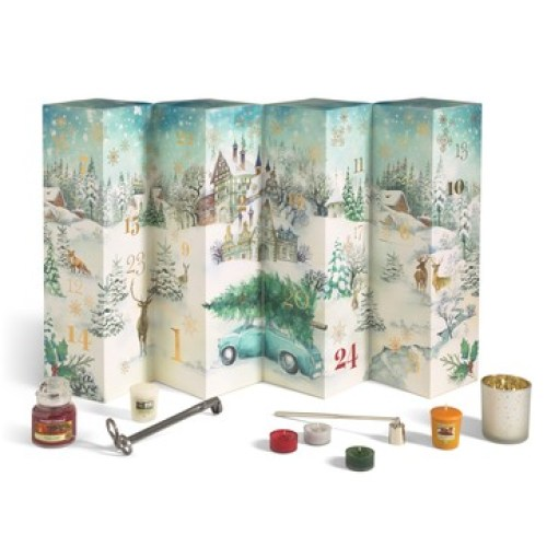 Yankee Candle Luxury Advent Calendars