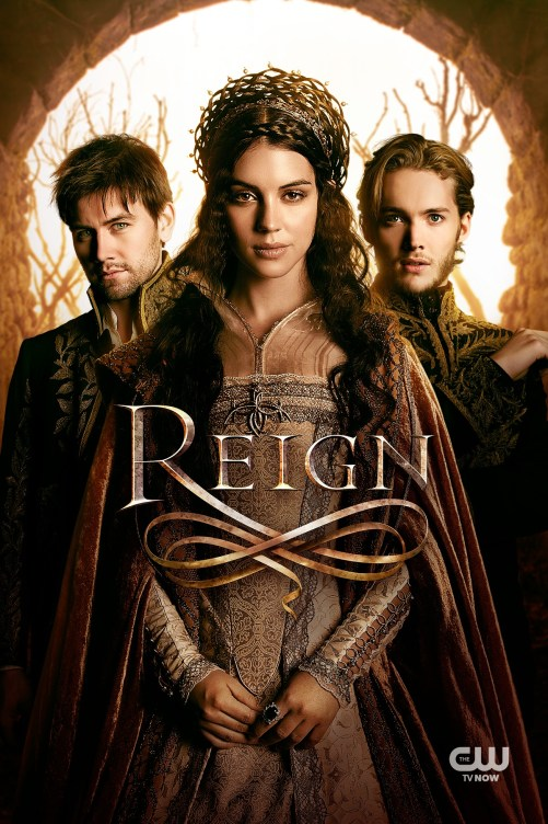 Reign What to Watch on Netflix on Valentine's Day
