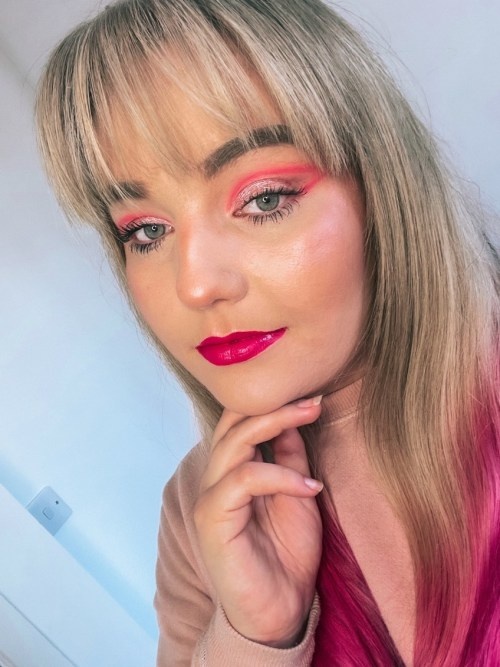 Simple Valentine's Day Makeup