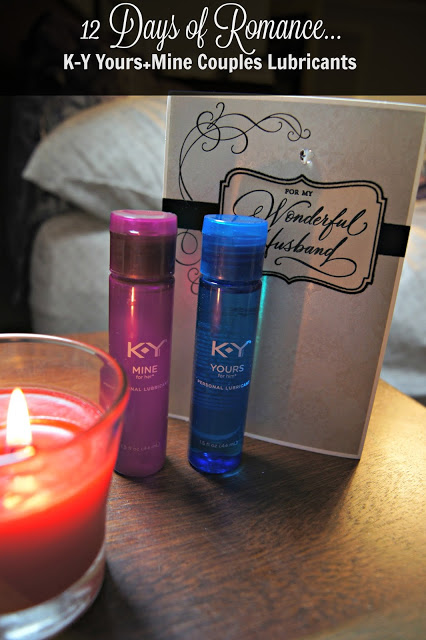 12 Days of Romance... K-Y® Yours+Mine® Couples Lubricants®