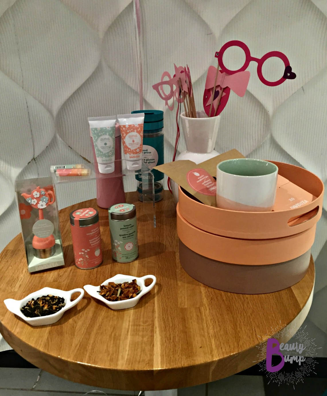 DAVIDsTEA Mother's Day Gift Sets Collection 2016