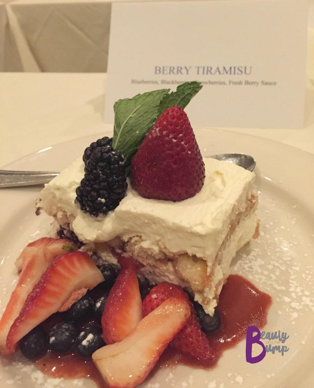 Maggiano's Berry Tiramisu