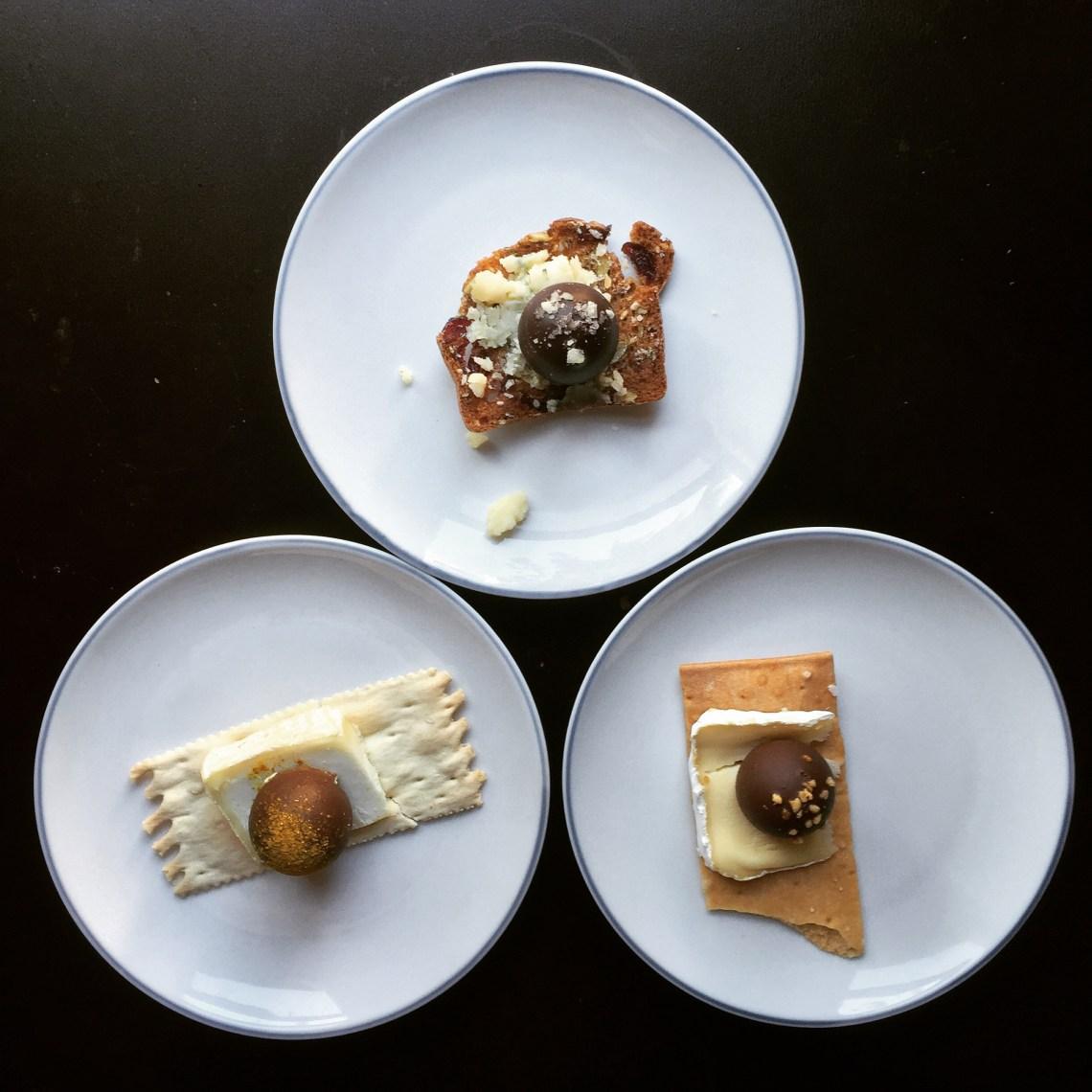 Vosges Chocolate Truffles