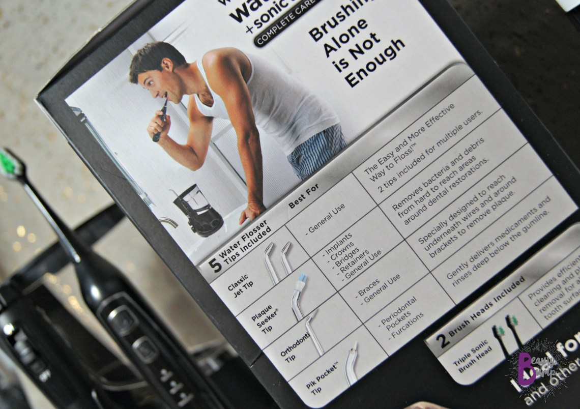 Waterpik Complete Care 5.0 Flosser Tip