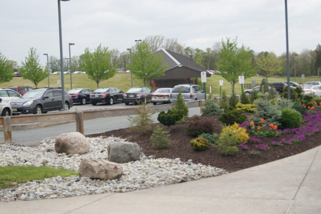 Mount Airy Casino Resort Landscaping