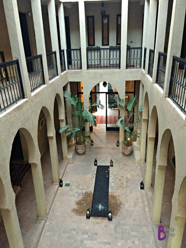 Dar Chamaa Foyer