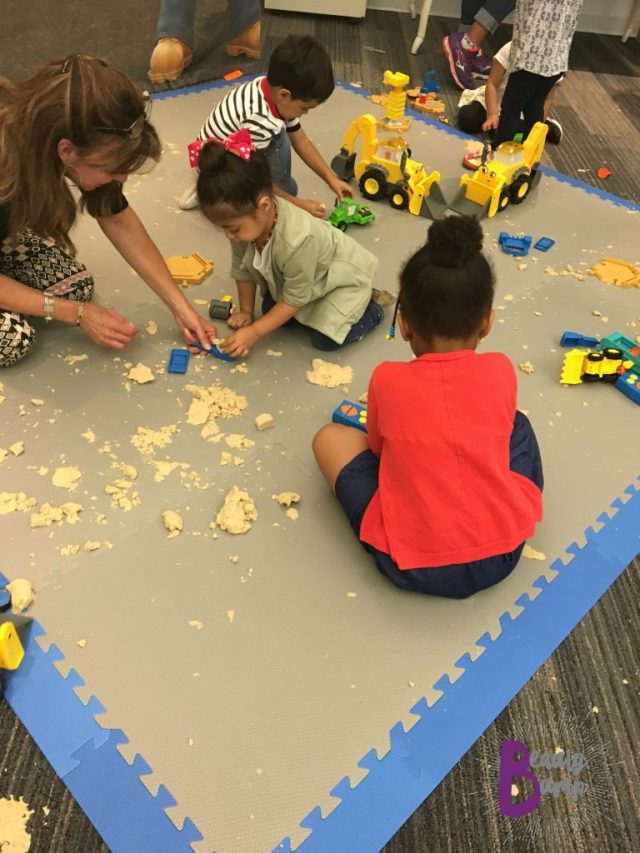 Bob the Builder Play Date