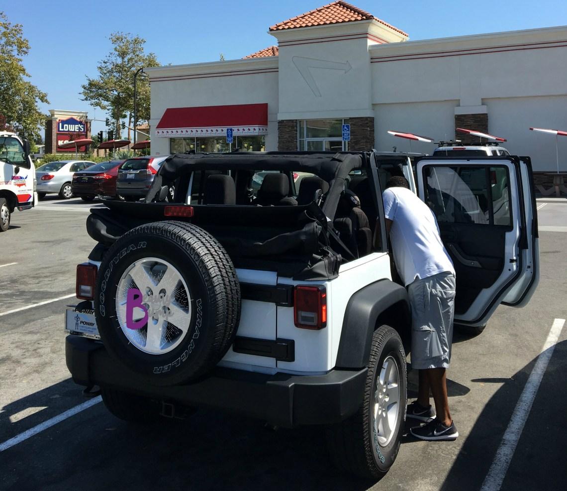 2016 Jeep Wrangler Sport SUV Review