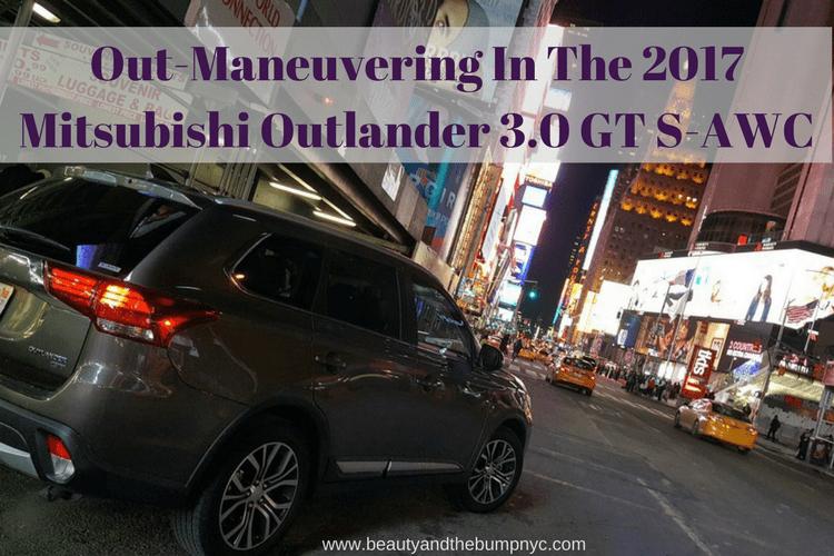 2017 Mitsubishi Outlander 3.0 GT S-AWC