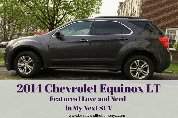 2014 Chevrolet Equinox LT Features I Love and Need in My Next SUV