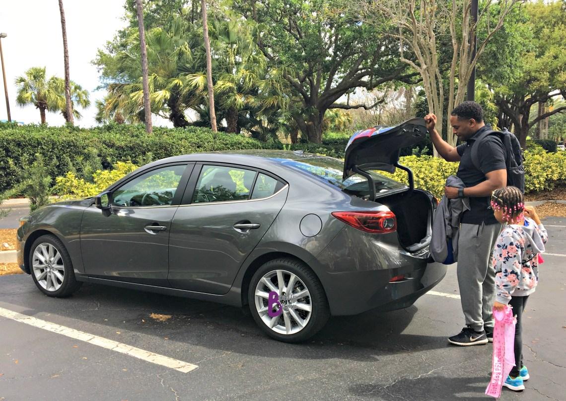 2017 Mazda3iGrandTouring 4-Door