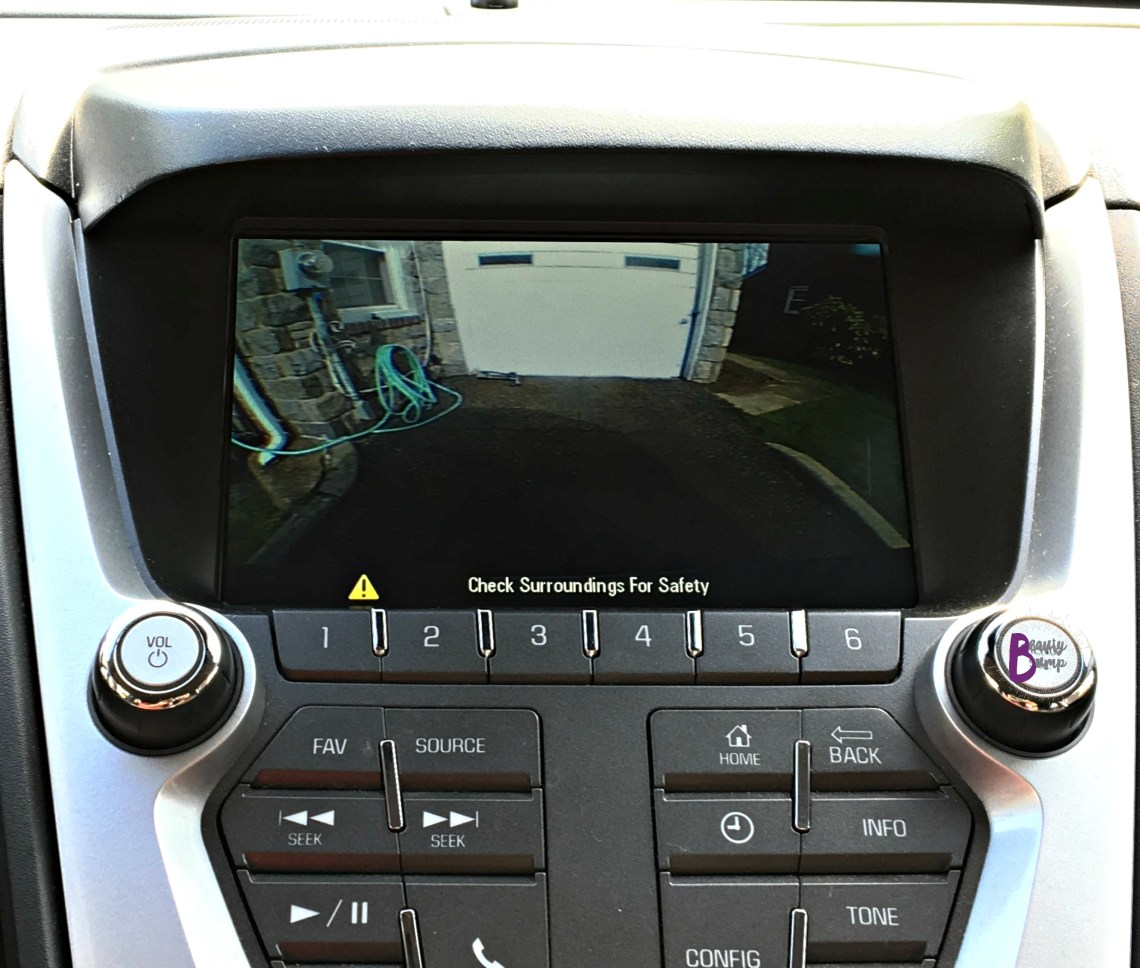 Chevrolet Equinox LT Backup Camera