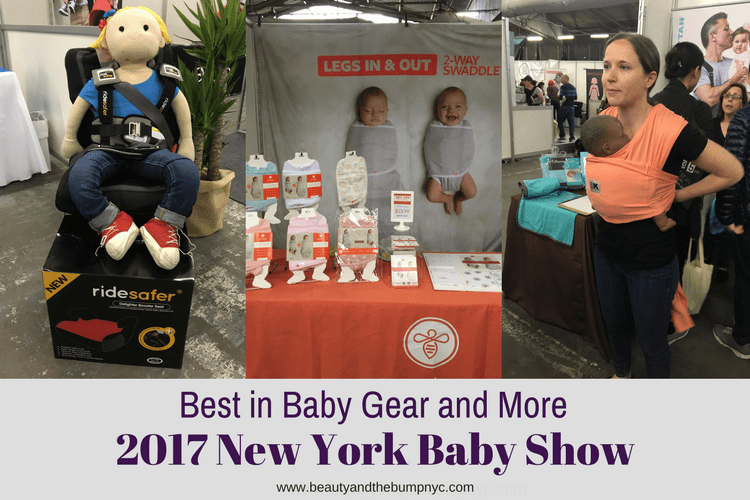 Best in Baby Gear and more from the 2017 New York Baby Show