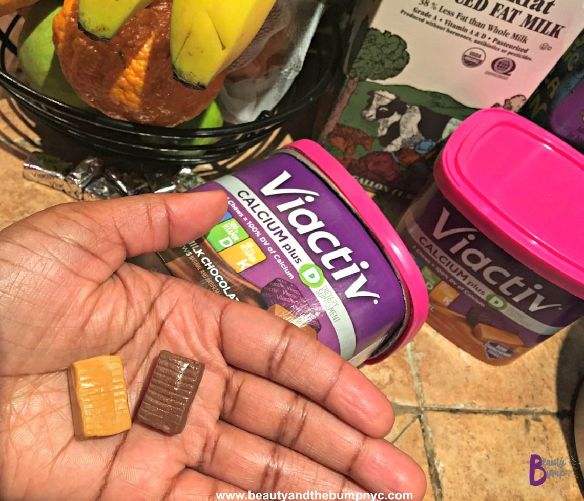Viactiv Calcium Soft Chew Caramel Chocolate
