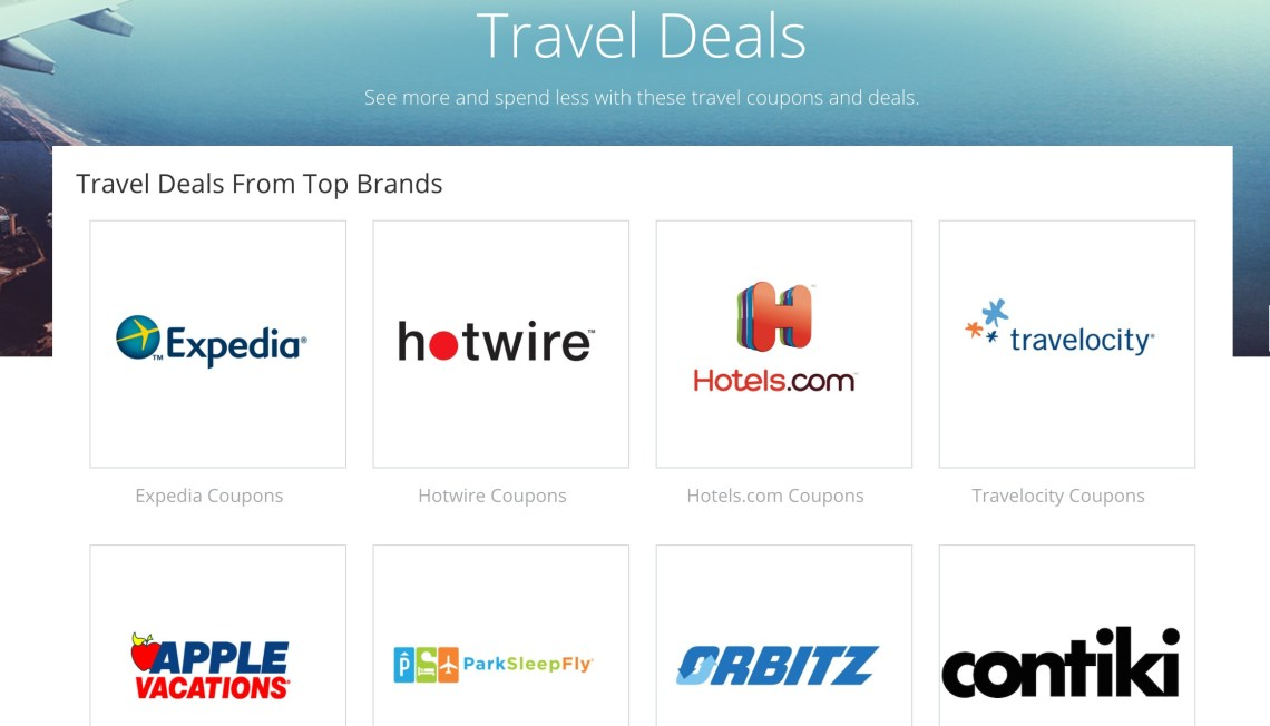Groupon Coupons has Travel Deals and coupons for Summer family travel