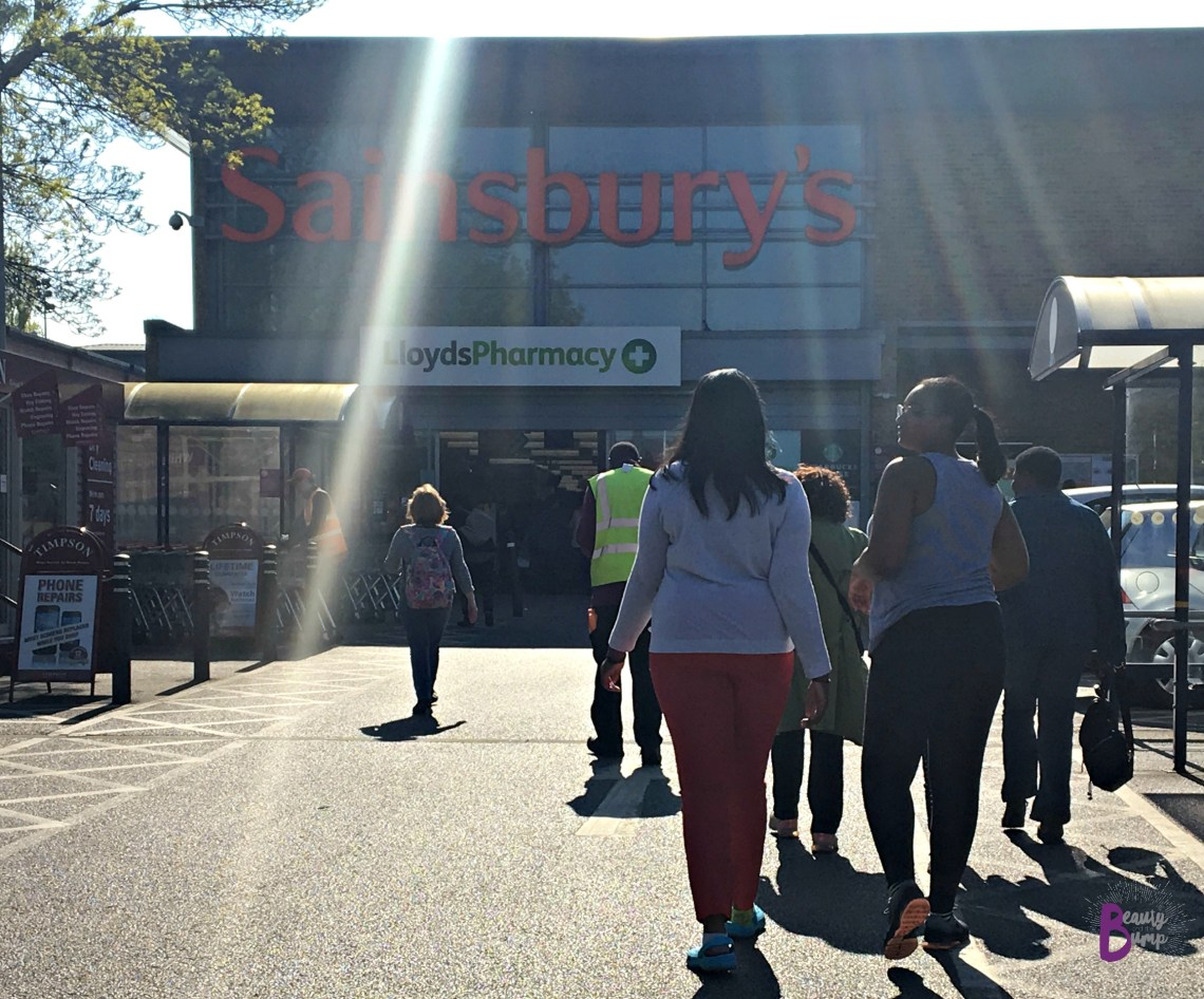 Sainsbury's London
