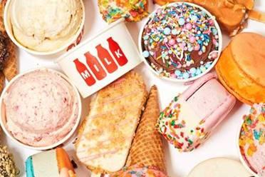 MILK Ice Cream image