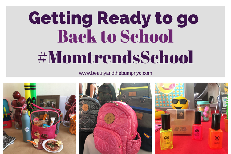 Getting Ready to go Back to School with #Momtrendsschool