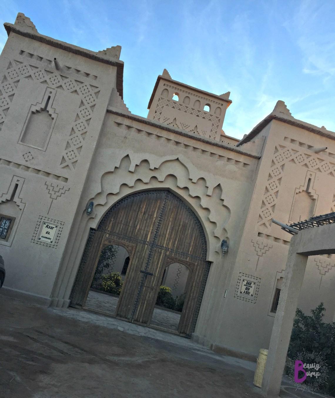 Ksar El Kababa Skoura Oasis