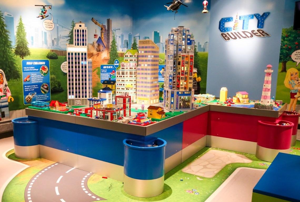 LEGO® City Builder at LEGOLAND Discovery Center Westchester
