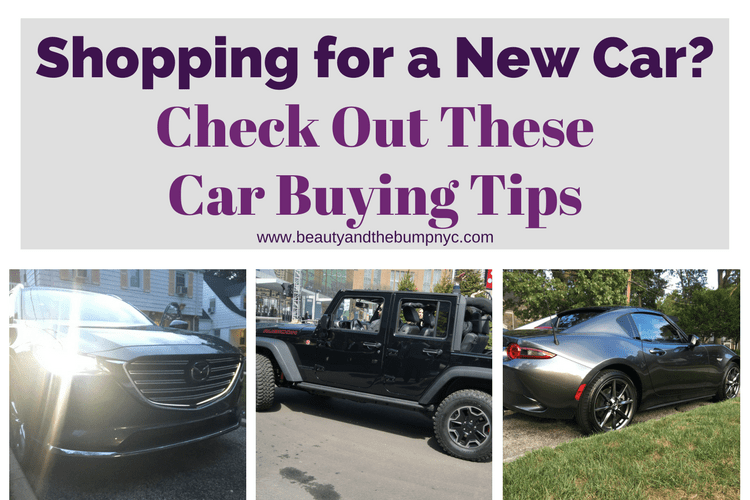 Shopping for a New Car? Check Out These Car Buying Tips