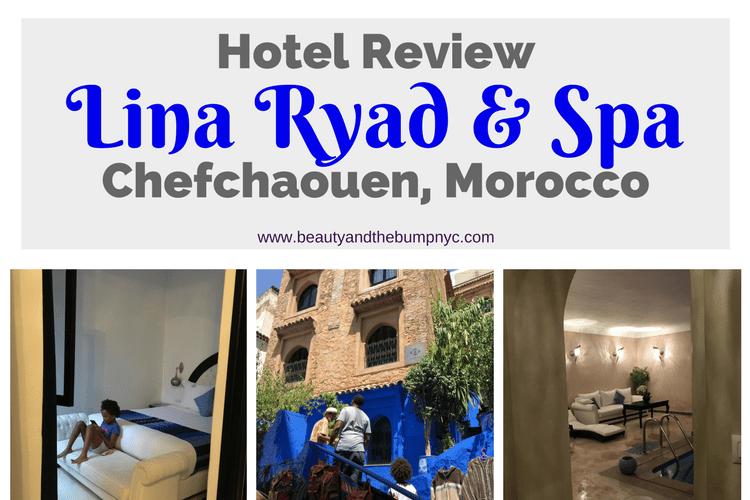 Lina Ryad & Spa Chefchaouen Morocco