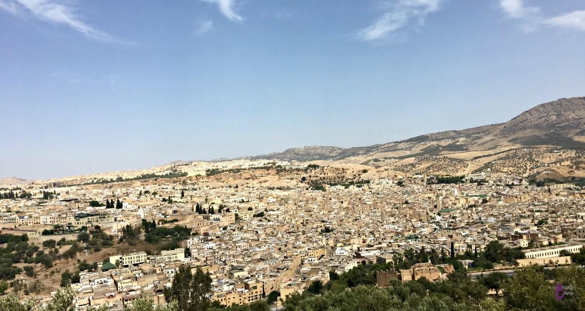Views of Fes, Morocco