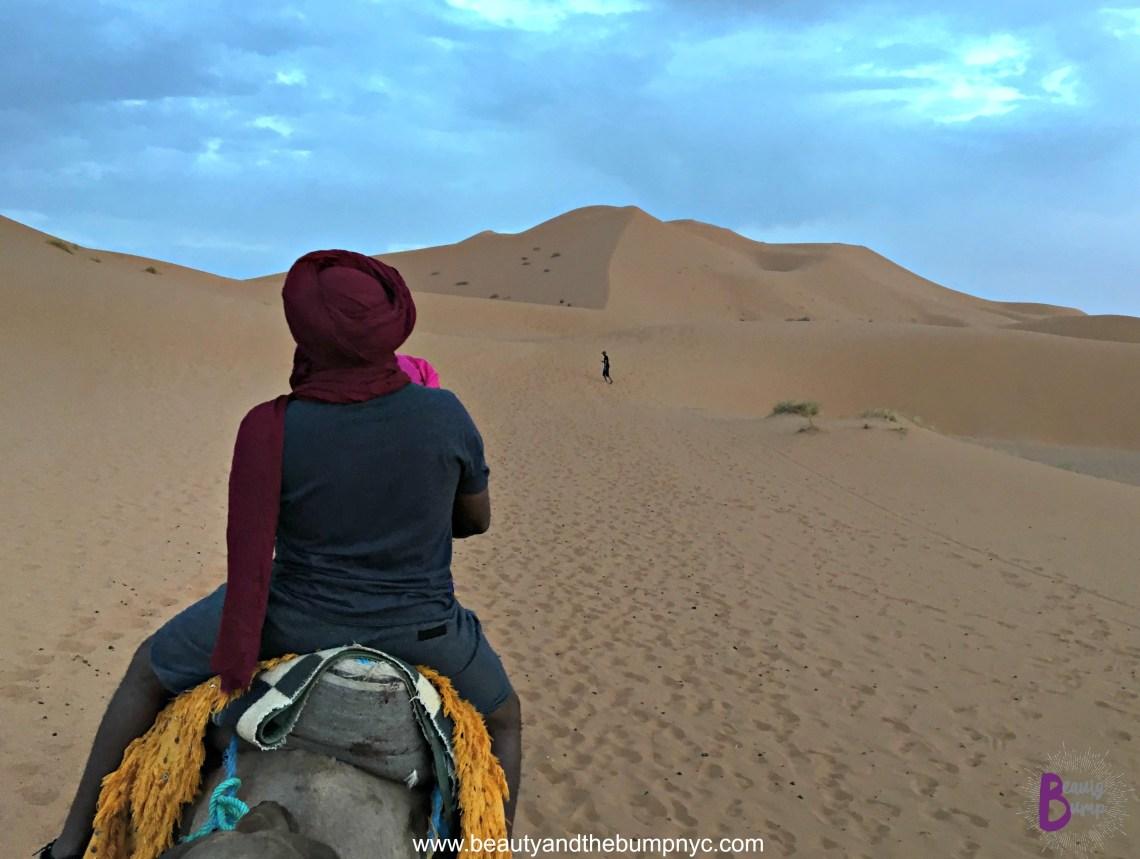 Riad MAdu Erg Chebbi Camel Trek