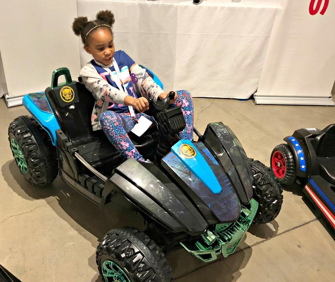 Black Panther Dune Buggy 12-Volt