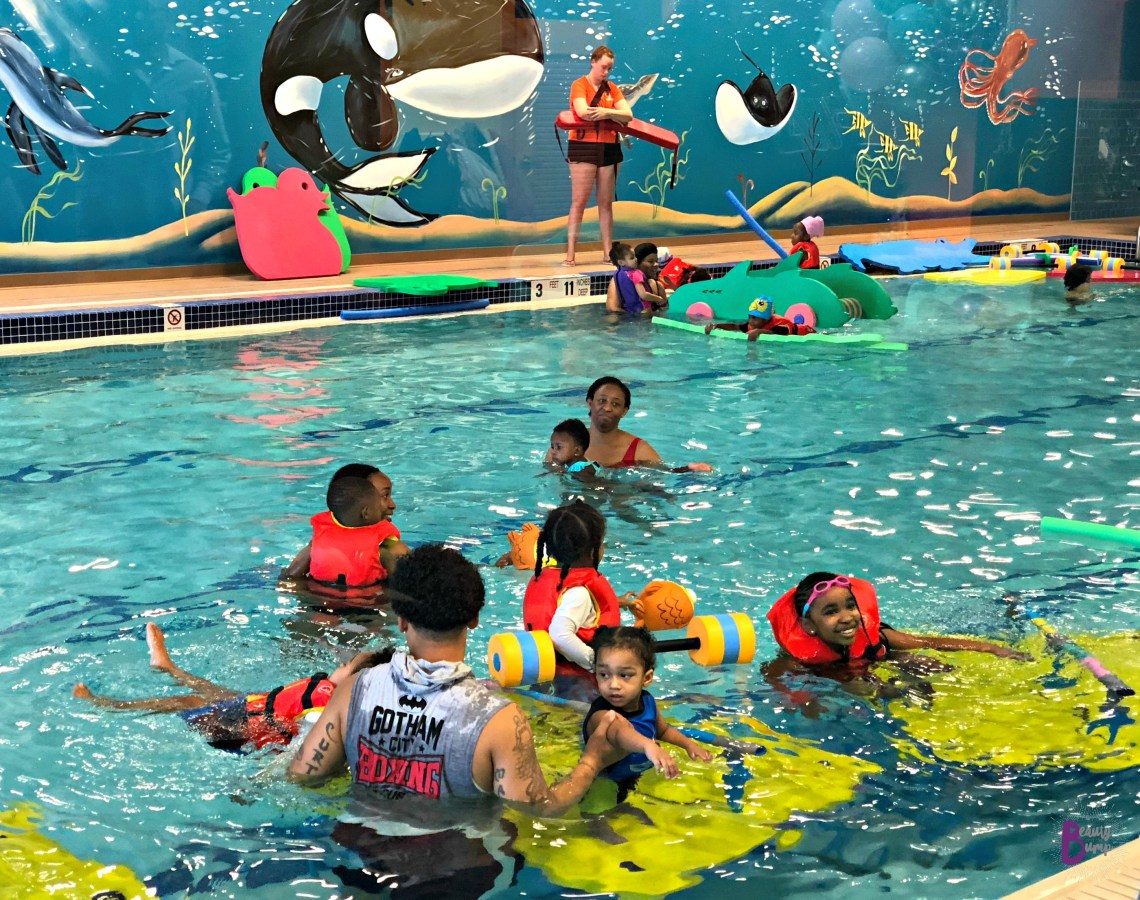 Goldfish Swim School Birthday PArty2