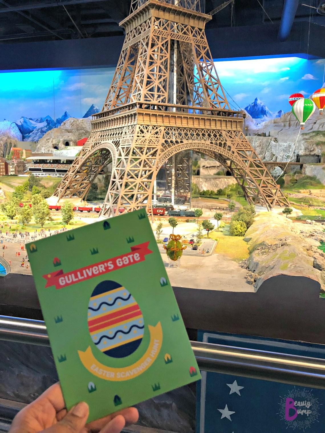 Gulliver's Gate _Eiffel Tower