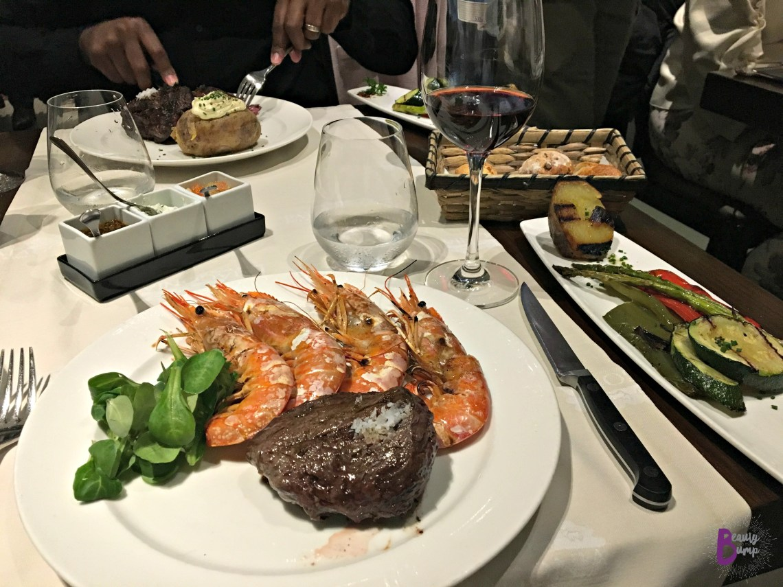 Patagonia Steakhouse Barcelona