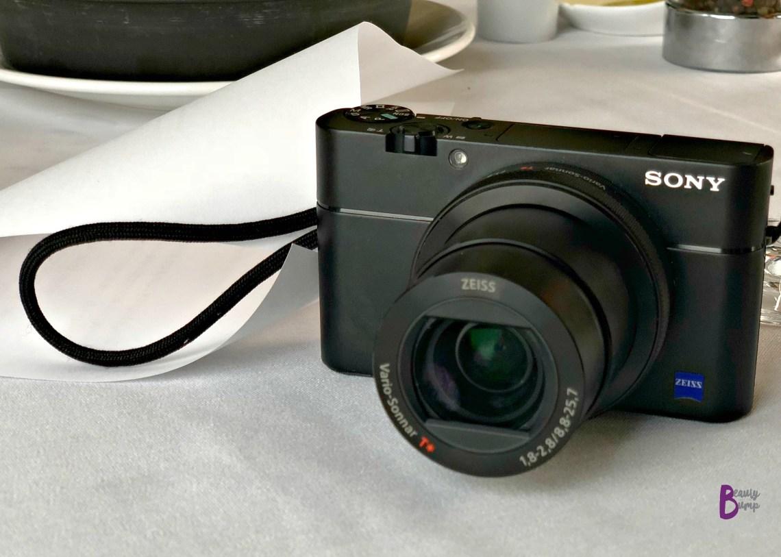 Sony Rx 100 V Technology That Will Make Travel Easier