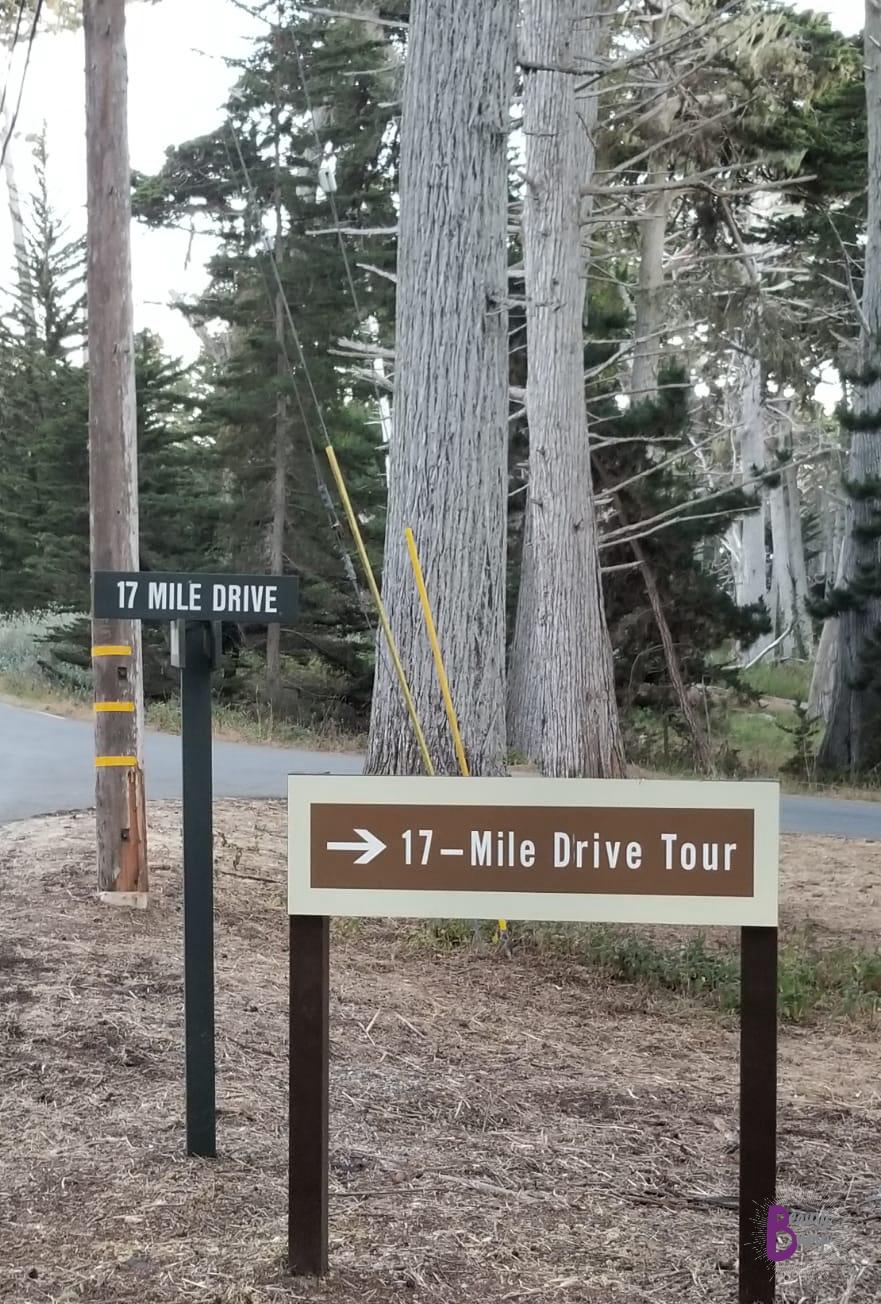 17-Mile Drive Tour_Monterey County, California