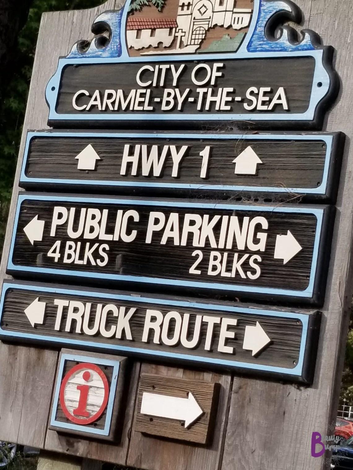 Carmel-by-the-sea Monterey County, California