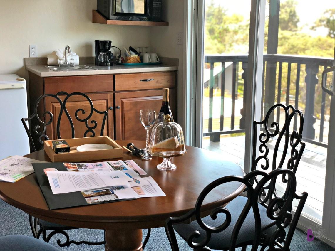 Hofsas House Hotel Room 39 Dining Area