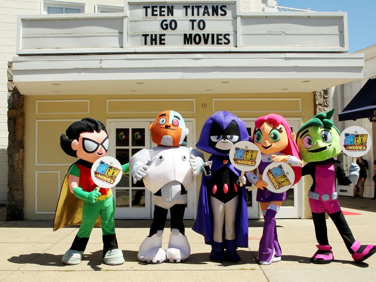 "Warner Bros. Animation and Will Arnett Hosts the Hamptons Sneak Screening of ""Teen Titans Go! To the Movies"""
