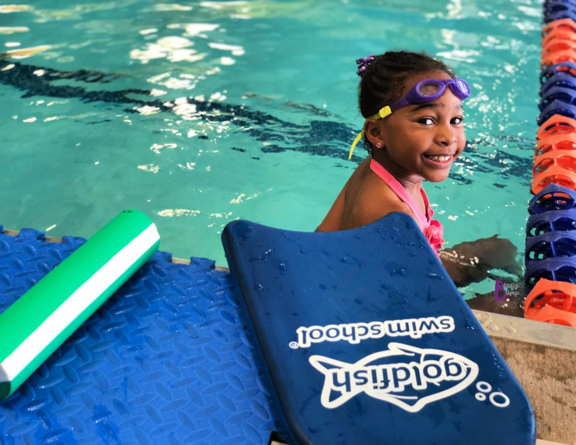 Free Swimming Lessons at Goldfish Swim School Garden City