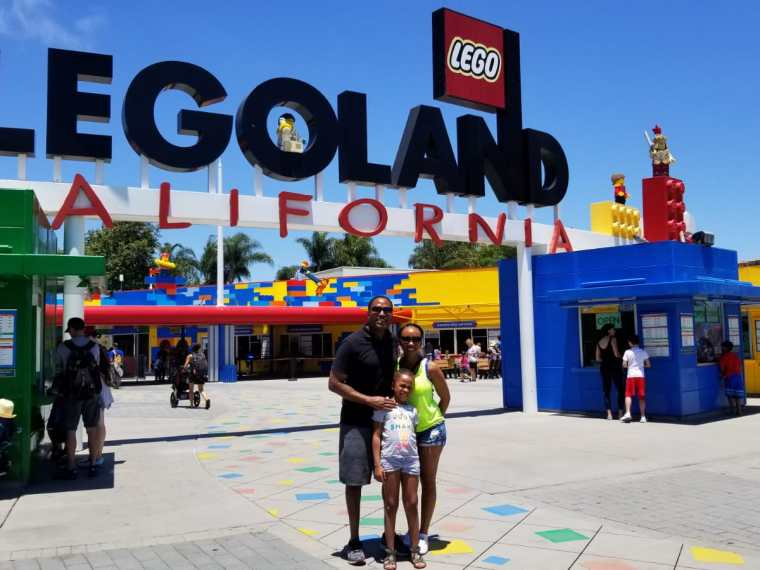 LEGOLAND California_ Beauty and the bump NYC Family Trip