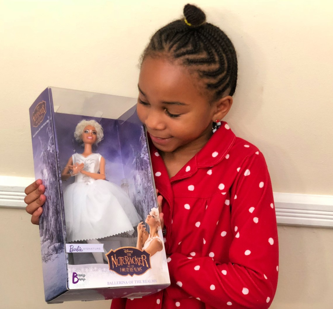 Ballerina Doll - The Nutcracker and the Four Realms - Barbie Signature