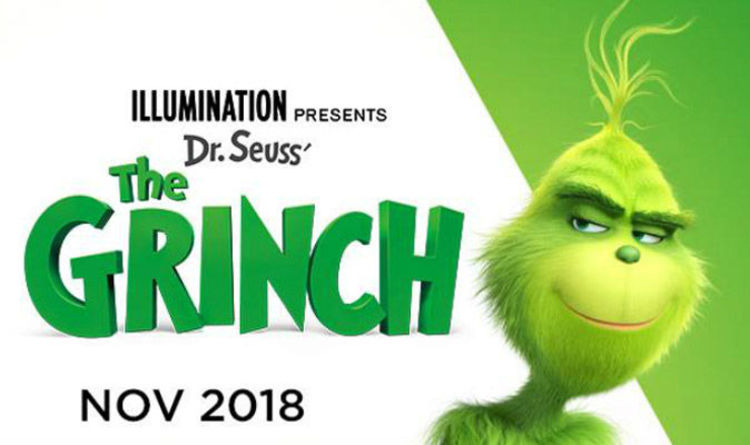 Illumination Presents Dr. Seuss' The Grinch