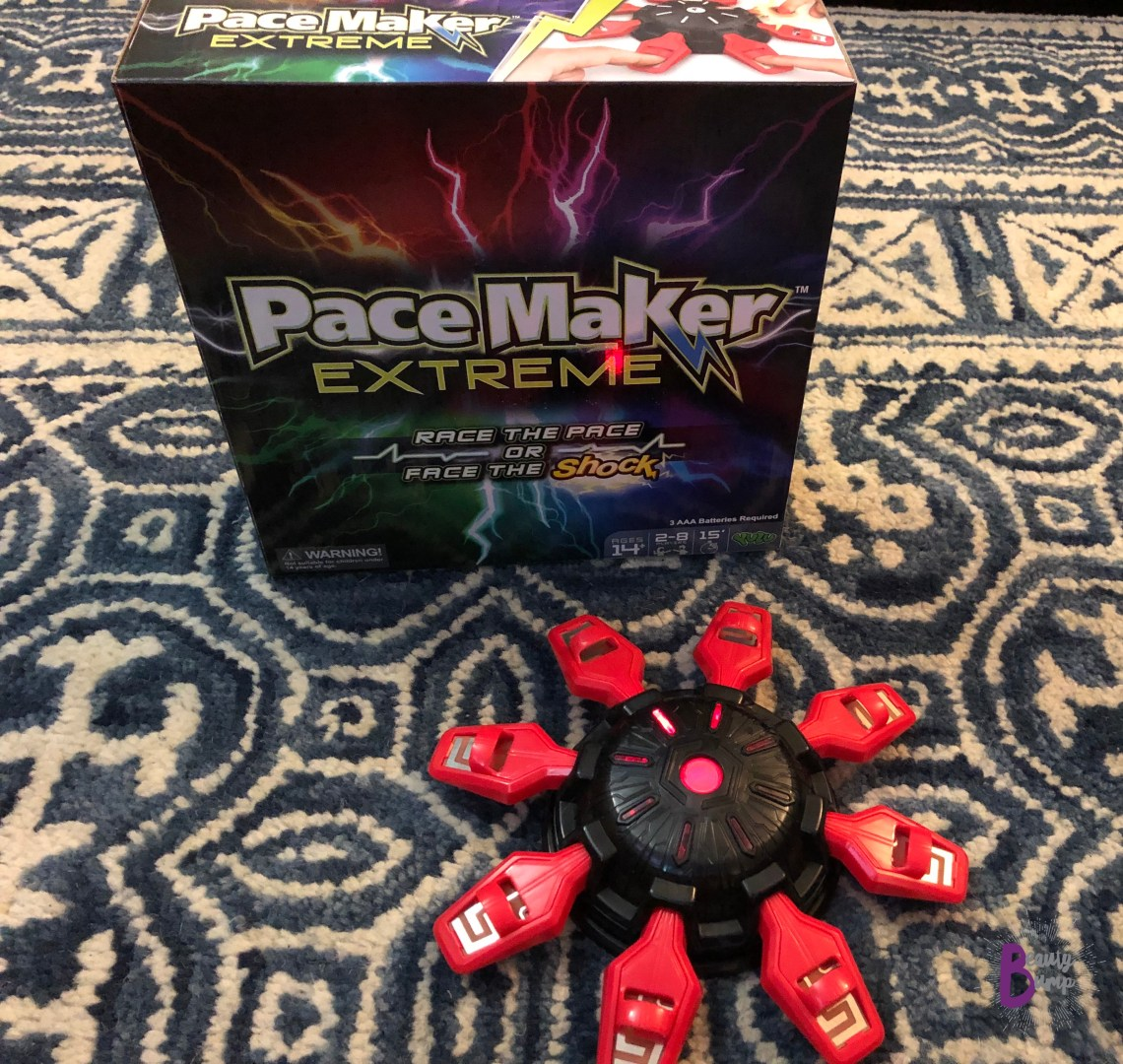 PaceMaker Extreme Family Game Night