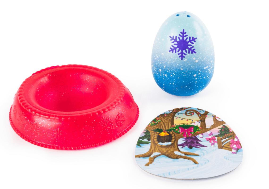 Hatchimals CollEGGtibles Hatchy Holidays Set