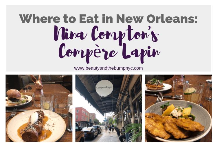 Nina Compton's Compère Lapin