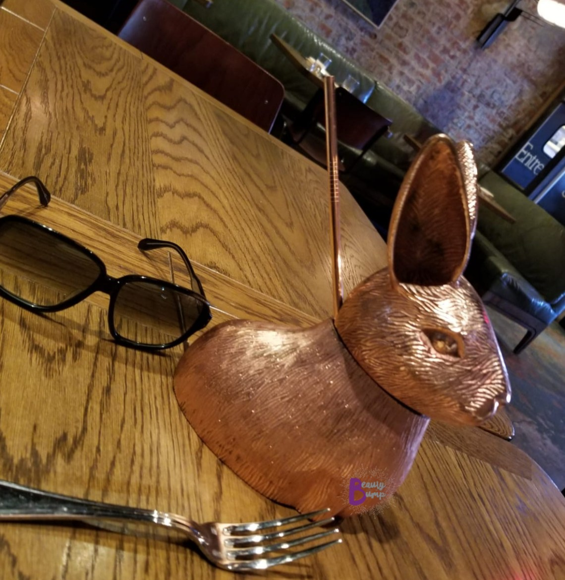 The Signature Drink - Copper Bunny