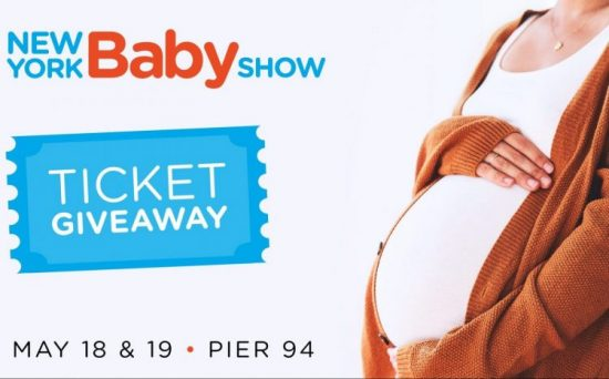 Attend the 2019 New York Baby Show - Ticket Giveaway