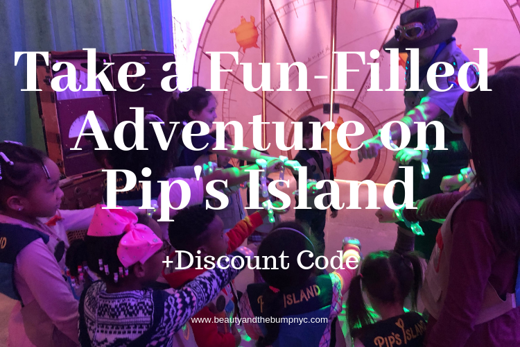 Take a Fun-Filled Adventure on Pip's Island + Discount Code