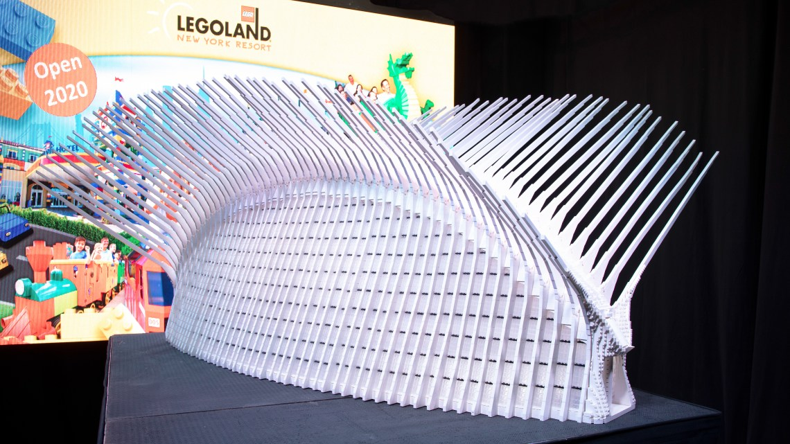 LEGOLAND® New York Resort First to Play Oculus Model