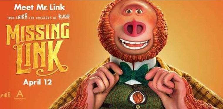 Missing Link Movie review #MissingLink